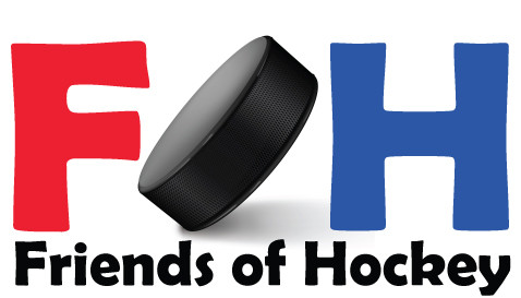 Logo for Friends of Hockey